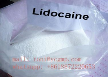 China Lidocaine cas 137-58-6 distribuidor